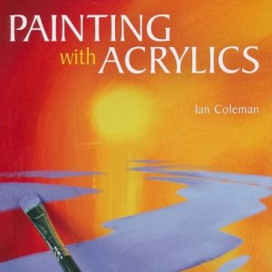 Art Book Front Cover Painting with Acrylics Ian Coleman